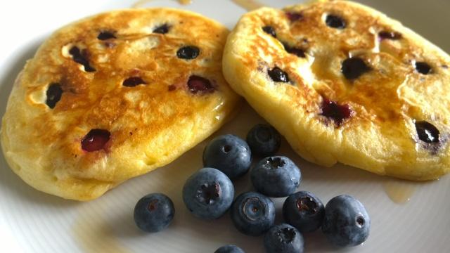 Pancakes Blueberry1
