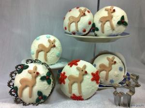 Rudolph Cupcakes copyright 2