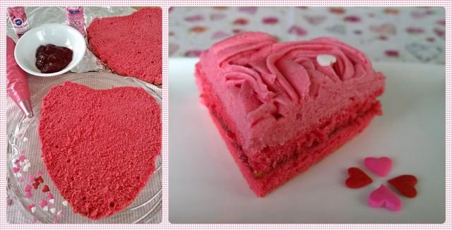 Valentines Cake 2015 Collage