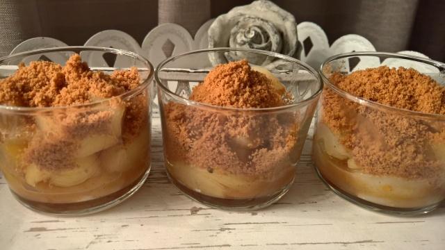 Apfel Birnen Crumble (3)