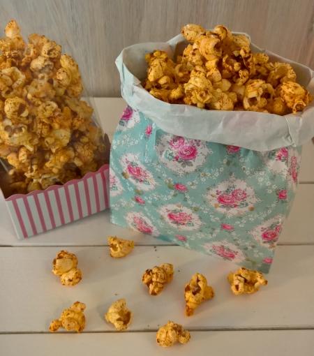 Popcorn mit Raucharoma