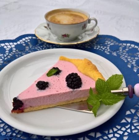 Brombeer Joghurt Tarte (5)